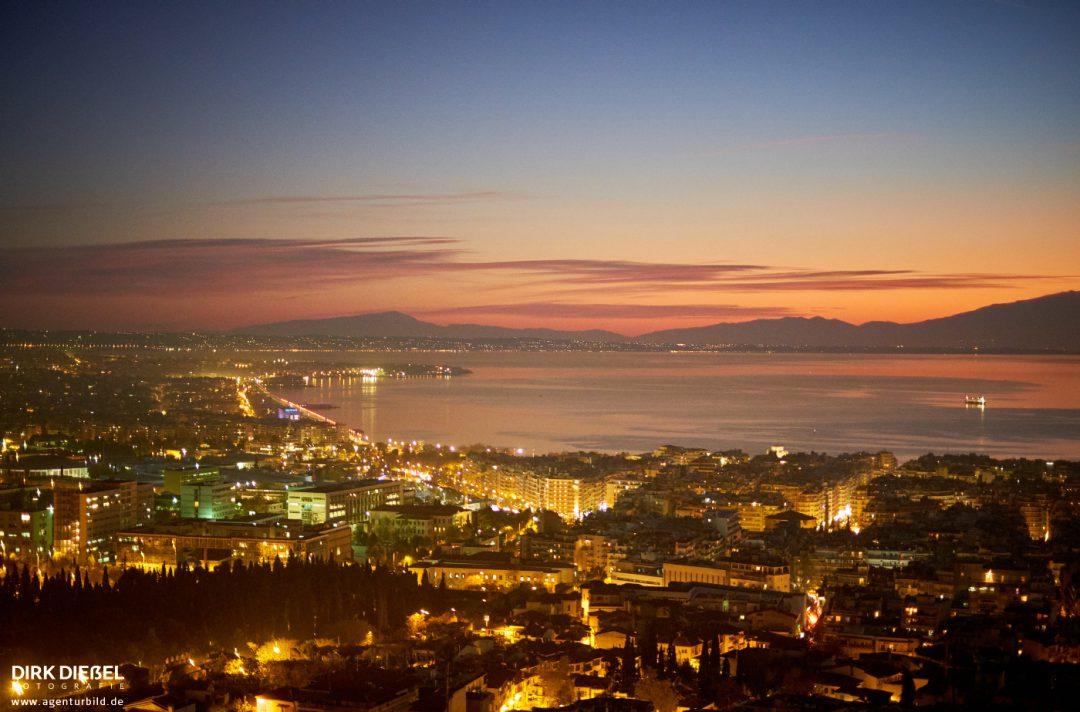 3 Tage Thessaloniki
