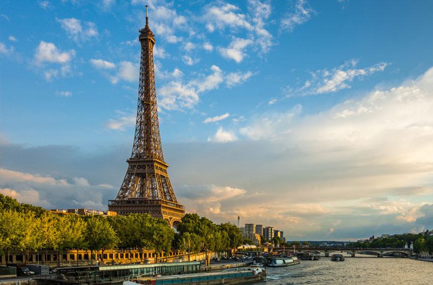 Gruppenreise Paris 2018