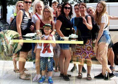 AIDA Gruppenreise - Ausflug Bari