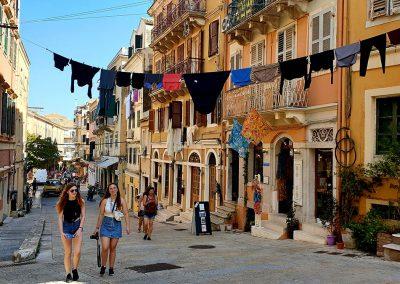 AIDA Gruppenreise - Ausflug Korfu